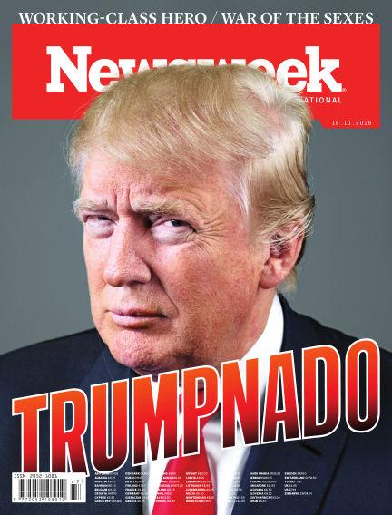 Newsweek November 11, 2016 00:00