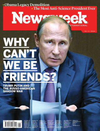 Newsweek Issue 47