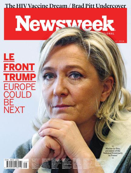 Newsweek November 25, 2016 00:00