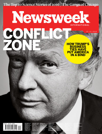 Newsweek December 16, 2016 00:00