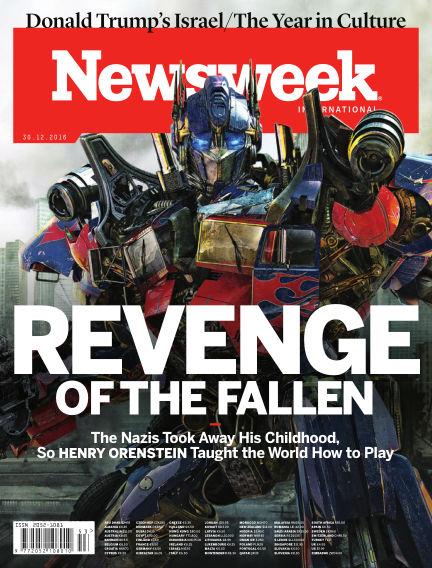 Newsweek December 23, 2016 00:00