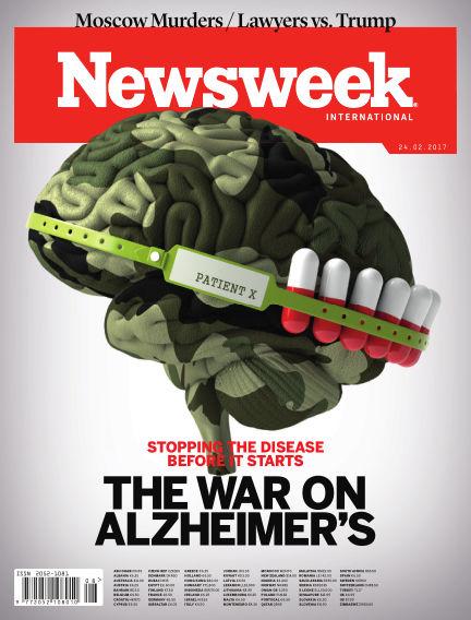 Newsweek February 17, 2017 00:00