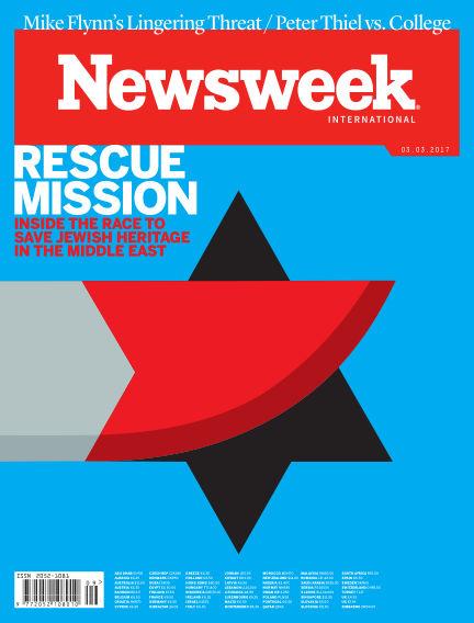 Newsweek February 24, 2017 00:00