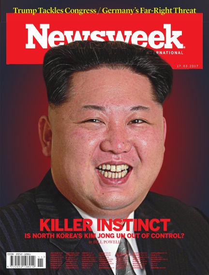 Newsweek March 10, 2017 00:00