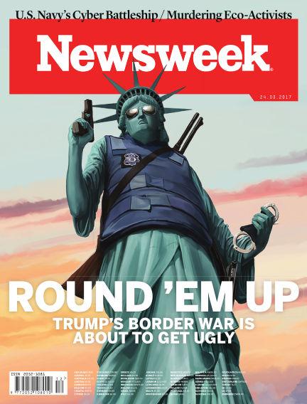 Newsweek March 17, 2017 00:00