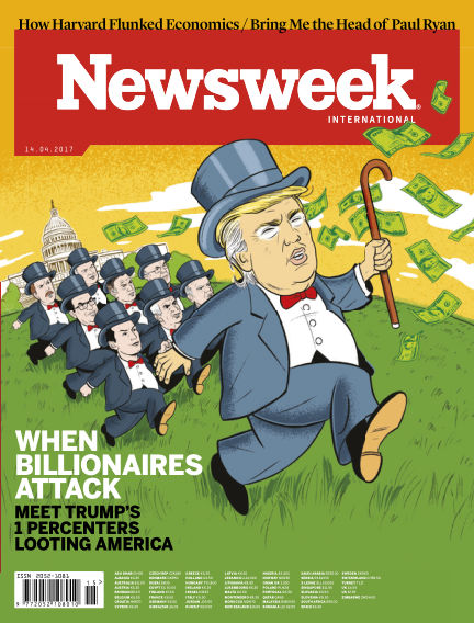 Newsweek April 07, 2017 00:00
