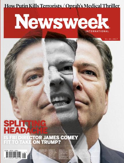 Newsweek April 14, 2017 00:00