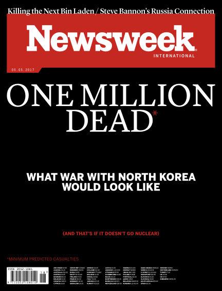 Newsweek April 28, 2017 00:00