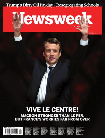 Newsweek May 12, 2017 00:00