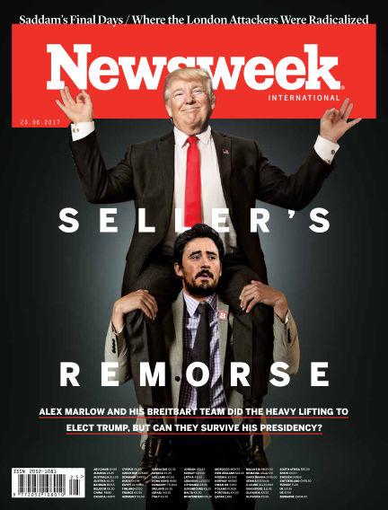 Newsweek June 16, 2017 00:00