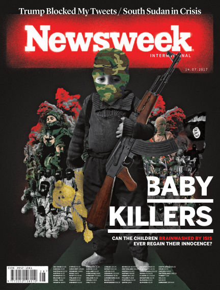 Newsweek July 07, 2017 00:00