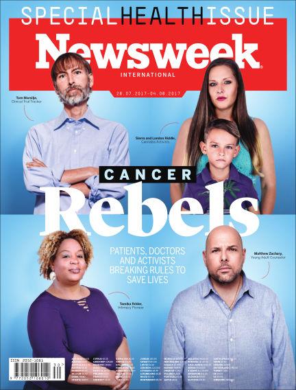 Newsweek July 21, 2017 00:00