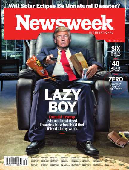 Newsweek August 04, 2017 00:00