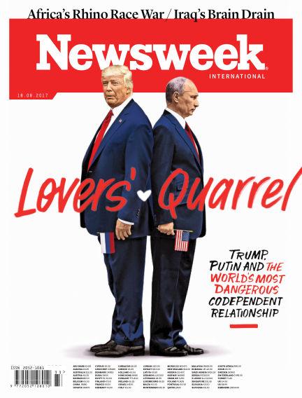 Newsweek August 11, 2017 00:00
