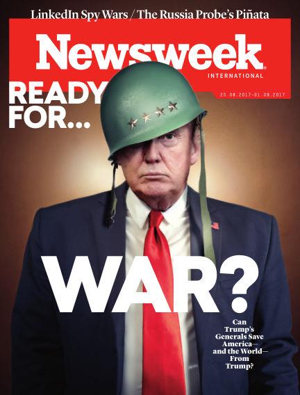 Newsweek August 18, 2017 00:00