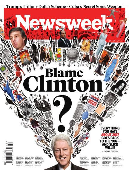 Newsweek September 08, 2017 00:00