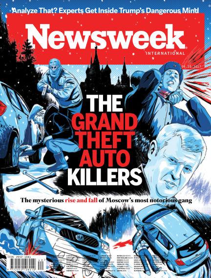 Newsweek September 29, 2017 00:00