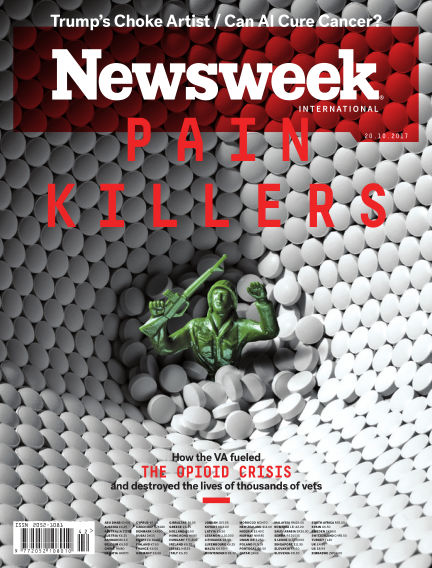 Newsweek October 13, 2017 00:00
