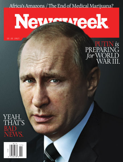 Newsweek December 15, 2017 00:00