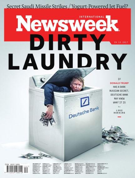 Newsweek December 22, 2017 00:00