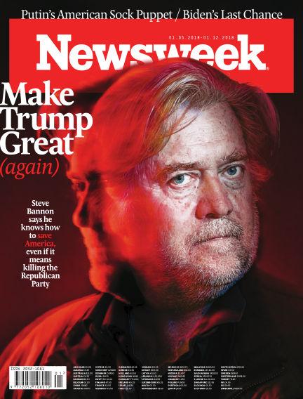 Newsweek January 05, 2018 00:00