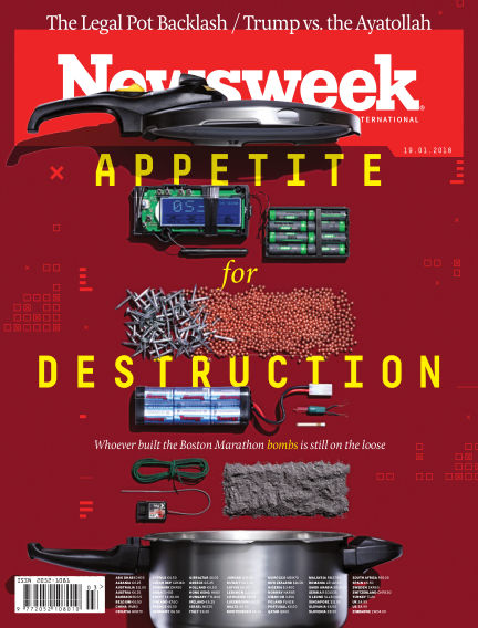 Newsweek January 12, 2018 00:00