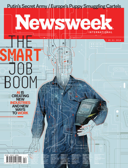 Newsweek January 19, 2018 00:00