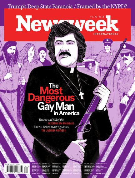 Newsweek January 26, 2018 00:00