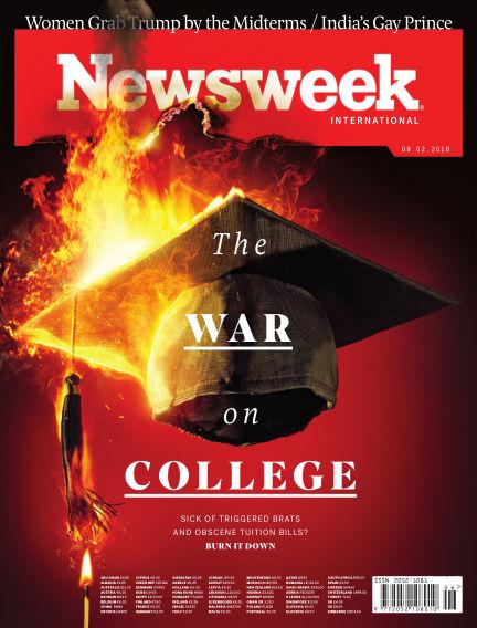 Newsweek February 02, 2018 00:00