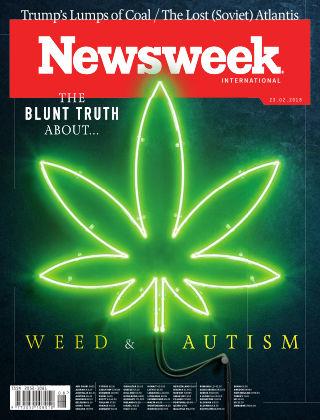 Newsweek 23rd February 2018