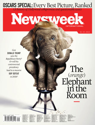 Newsweek 2nd March 2018