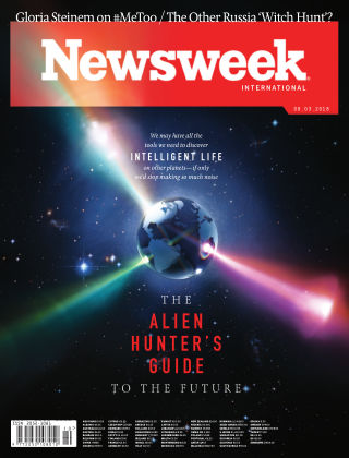 Newsweek 9th March 2018