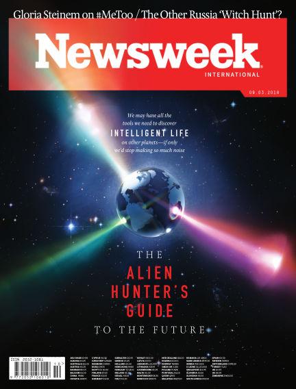 Newsweek March 02, 2018 00:00