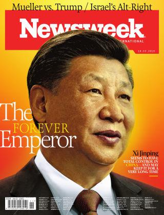 Newsweek 16th March 2018