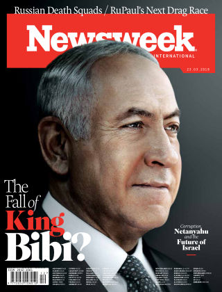 Newsweek 23rd March 2018