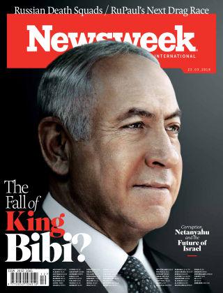 Newsweek 23rd March 2018