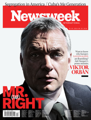 Newsweek 30th March 2018