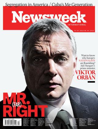 Newsweek 30th March 2018