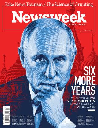 Newsweek 13th April 2018