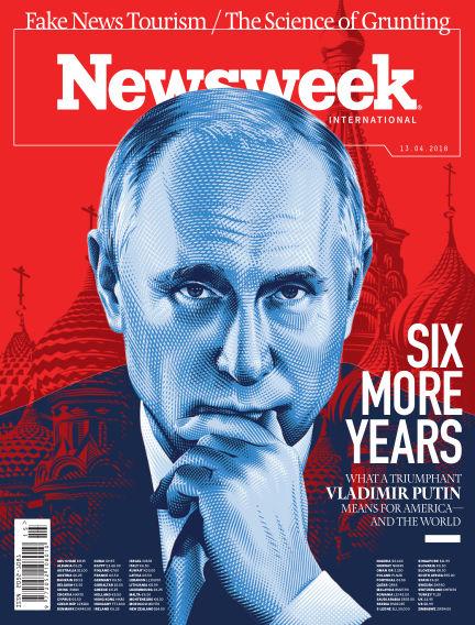 Newsweek April 06, 2018 00:00
