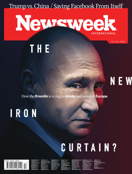 Newsweek April 20, 2018 00:00