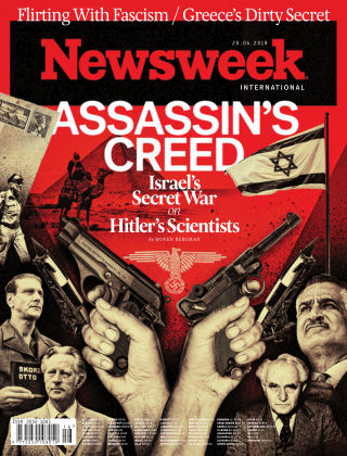 Newsweek 20th April 2018