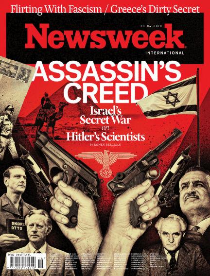 Newsweek April 13, 2018 00:00
