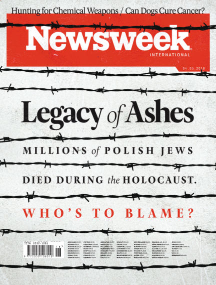 Newsweek April 27, 2018 00:00