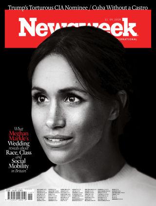 Newsweek 11th May 2018