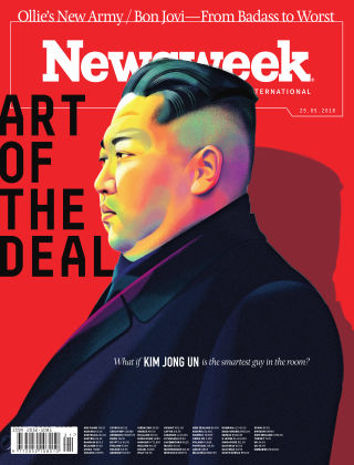 Newsweek 25th May 2018