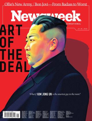 Newsweek 25th May 2018