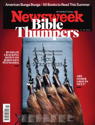 Newsweek 1st June 2018