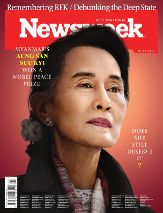 Newsweek 8th June 2018