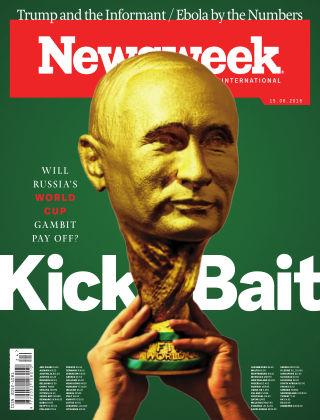 Newsweek 15th June 2018